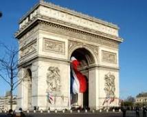 Arco del Triunfo – Francia