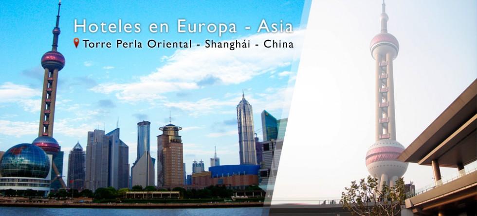 Hoteles en Asia