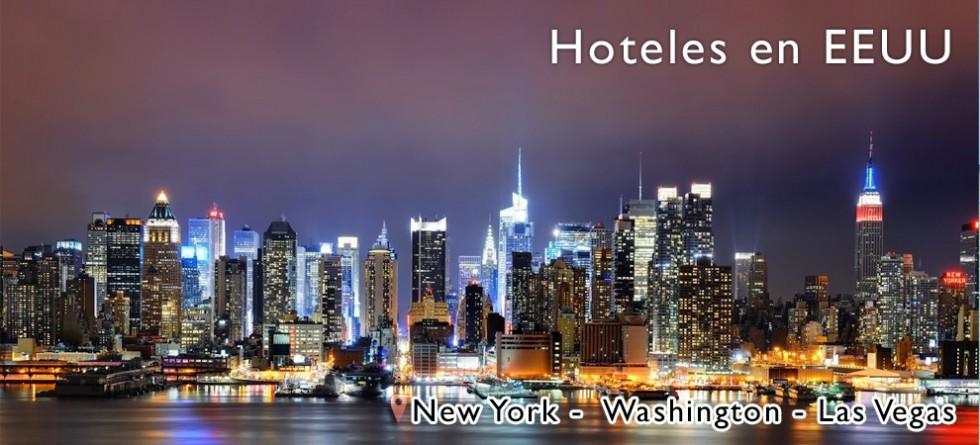 Hoteles en Norte America  y  EEUU